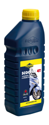 Scooter 4T Bottle